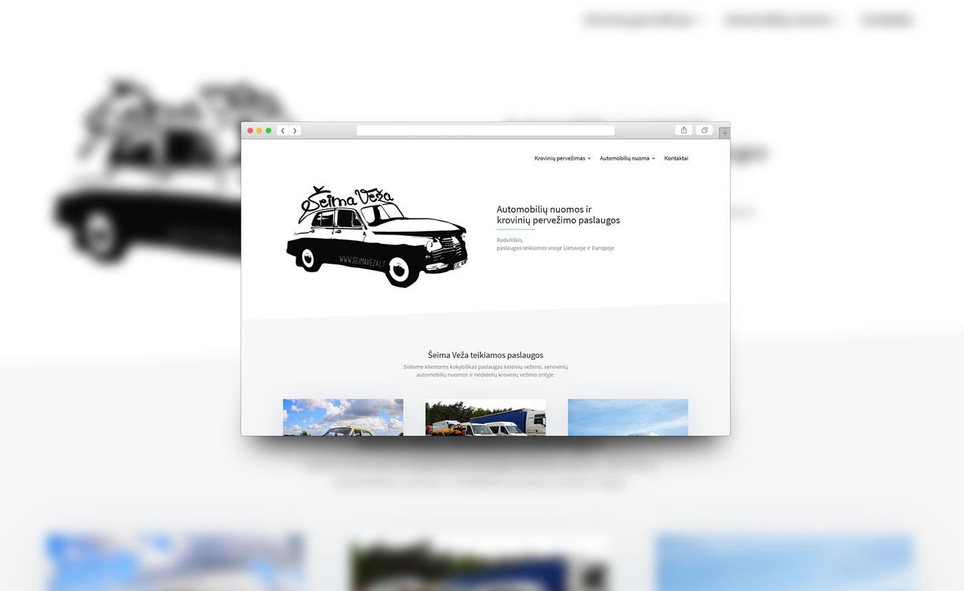 Interneto svetainių atnaujinimas Kaune